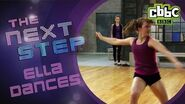 The Next Step Season 3 Episode 15 - Ella's Solo Dance