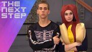 The Next Step - Battlez Skeleton Eldon vs Hot Dog Amanda