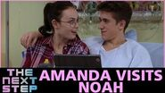 The Next Step Season 4 – Episode 23 Amanda Visits Noah