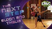 The Next Step Season 3 Episode 11 - Eldon and Thalia Duet