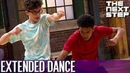 "Kingston & Ozzy ""Rivalry"" Battle - The Next Step 6 Extended Dances"