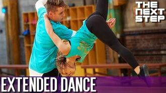 Finn & Richelle Duet - The Next Step 6 Extended Dance