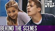Behind the Scenes FAKE EMOTIONS? - The Next Step 6