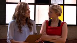 Kate Emily tumbling audition