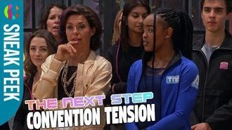The Next Step Series 6 Episode 12 Convention Tension