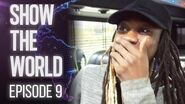 The Next Step Show the World - Isaiah & the Tour Cast Cam (Episode 9)