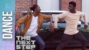 LaTroy, Henry & Sloane Trio - The Next Step Dances (Season 5 Episode 12)