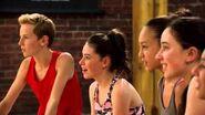 Disney Channel España The Next Step - Baile 27 Eldon y Thalia