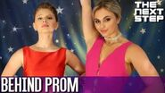 Behind the Scenes PROM! - The Next Step 6