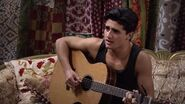 The Next Step Season 4 – Episode 3 Alfie Playing Guitar