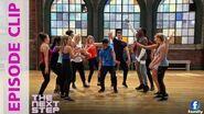 The Next Step - Season 6 Episode 20 Clip - Kingston's Back Celebration Dance