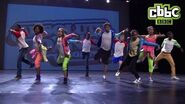 CBBC The Next Step Episode 27 - West Dancing With Seeds at Regionals