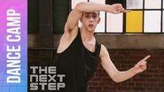 The Next Step - Dance Camp Isaac Lupien (Part 4)