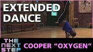 "The Next Step - Extended Dance- Cooper ""Oxygen"""