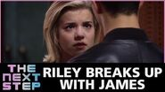 The Next Step Season 4 – Episode 26 Riley Breaks Up With James