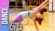 "Giselle & Thalia ""Heartbreaker"" Duet (& Jiley Fight) - The Next Step Dances"