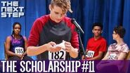 Finn's Audition - The Next Step Scholarship 11
