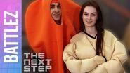 The Next Step - Battlez Carrot James vs Sumo Amanda (Season 3)