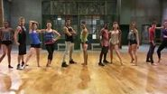 "The Next Step - Extended- New A-Troupe's ""Be Free Tonight"" Dance"