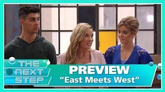 """""""East Meets West"""" Preview - The Next Step"""