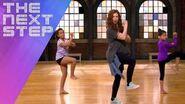 The Next Step - Dance Camp Jordan Clark (Part 1)