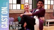 The Next Step Season 5 - Cast On Noah Zulfikar ('Kingston')