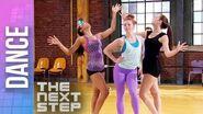 """Let's Go Swinging"" Trio (Season 2) - The Next Step Dances"