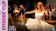 The Next Step - Season 6 Episode 26 Clip - A-Troupe Piano Regionals Dance