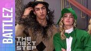 The Next Step - Dance Battlez Scarecrow James vs Leprechaun Michelle (Season 3)