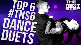6 Best Dance Duets of The Next Step 6