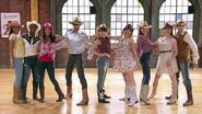 "The Next Step - Extended A-Troupe ""Coming Home"" Square Dance"