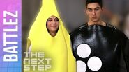 The Next Step - Battlez Banana Stephanie vs Bowling Ball James (Season 3)