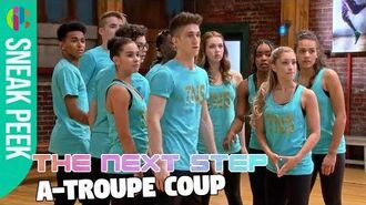 The Next Step Series 6 Episode 4 A-Troupe Coup