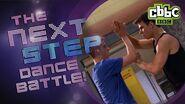The Next Step Season 2 Episode 5 - Eldon and Hunter's Dance Battle