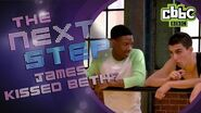 The Next Step Season 2 Episode 8 - James and Beth kissed?!