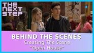 """The Next Step – Behind the Scenes- Creating the Scene """"Open House"""""""