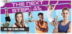 Hit the floor tour