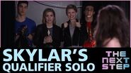 The Next Step Season 4 – Episode 29 Skylar's Qualifer Solo