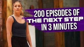 """1 Second from Every """"The Next Step"""" Episode"""