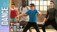TNS West's Dance Battle Routine - The Next Step Season 5
