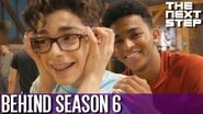"""Behind the Scenes """"Slow Up"""" Dance - The Next Step Season 6"""