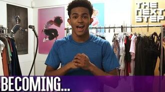 BECOMING Kingston! - Behind The Next Step 6