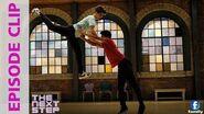 The Next Step - Season 6 Episode 18 Clip - Ozzy & Kingston's Dance Battle