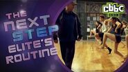 The Next Step Season 3 Episode 3 - Elite's Routine