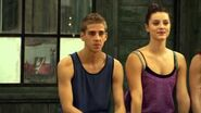 Disney Channel España The Next Step - Baile 14 Nick vs Thalia