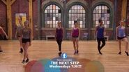 "Extended Dance TNS East & TNS West ""Stand Up"" - The Next Step"