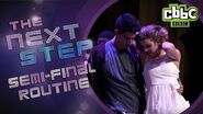 The Next Step - Series 3 Episode 29 - Semi final routine
