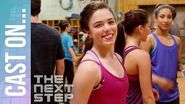 The Next Step Season 5 - Cast On Alexandra Chaves (Piper)
