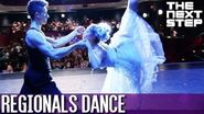 Noah & Richelle Extended Regionals Duet - The Next Step 6 Dance