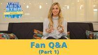 The Next Step Wild Rhythm Tour Fan Q&A (Part 1)